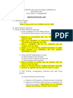 Admin Law Syllabus