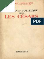 [Carcopino Jerome] Passion Et Politique Chez Les C(BookZZ.org)