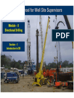 01 Introduction to Directional Drilling