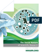 NWABR Social Nature Scientific Research