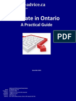 Probate a Practical Guide