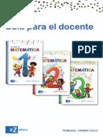 Guia Matematica 2 Editorial Az