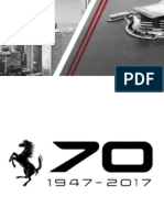 FOCHK Tribute to 70th Anniversary of Ferrari