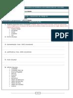#010 Formulário Programa Petrobras distribuidora de Cultura