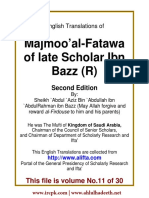 En 11 Majmoo AlFatawa IbnBaz