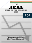 The Real State of the Economy 2017