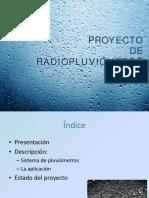 Presentación Pluviómetro Junio 2014