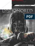 Dishonored (Official Bradygames Guide)