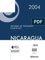 Informe de Progreso Educativo 2004