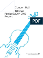 Primary Strings Report