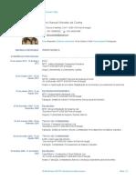 Europass CV 20130108 MendesDaCunha PT