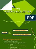 Kuliah 6 Survey Lalin