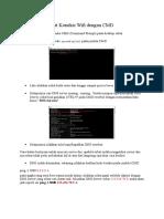 Cara Mempercepat Koneksi Wifi Dengan CMD