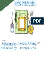 Jovelyn Scrap Book