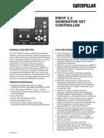 Controller Spec Sheet
