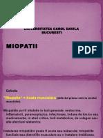 Curs 18 - Miopatii Romana