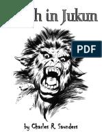 Death in Jukun