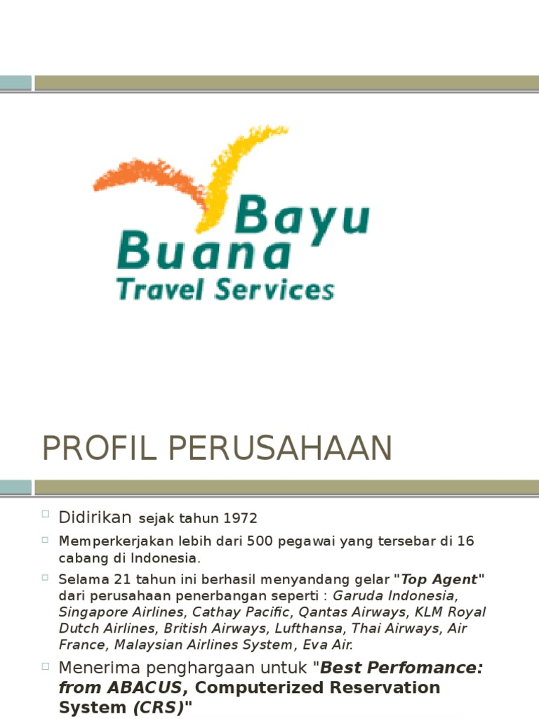 Bayu Indonesia Airlines