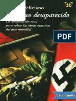 El Museo Desaparecido - Hector Feliciano