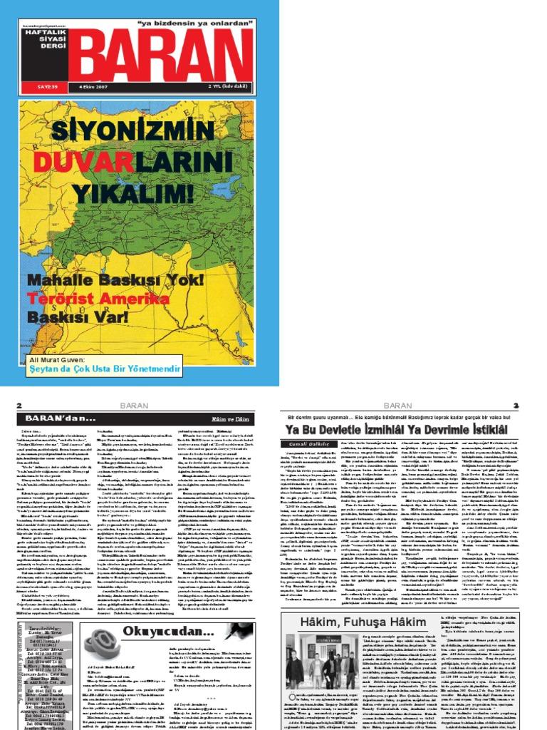 Syyonyzmyn Yikalim Larini
