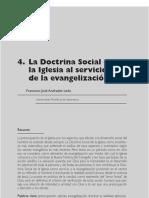 05 - La Doctrina Social de La Iglesia Al Servicio de La Evangelización