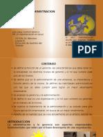 Gerencia vs Administracion Julio c.q.a.