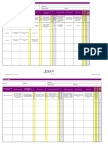 Design and Process Fmea Worksheet