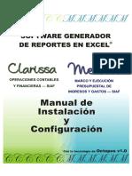 Manual Instalacion y Configuracion Melissa