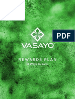 Vasayo Rewards Plan