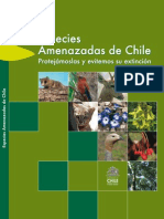 Especies Amenazadas de Chile