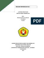 Cover Resume Hexagonal & Trigonal