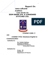 Cross-cultural Communication.doc