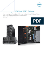 PowerEdge VRTX Dual PERC Failover