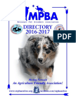 Missouri Pet Breeders Association directory