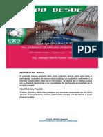 Manual Arduino Robotica y Domotica Centro Educativo Guaymax Septiembre 2016