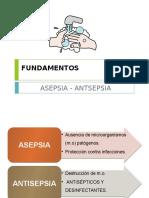 ASEPSIA - ANTISEPSIA.pptx