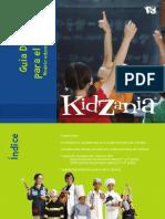 Guía Didáctica. Para El Docente. Modelo Educativo de KidZania