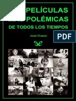 Dueso, José (2012) - Las Películas Más Polémicas de Todos Los Tiempos