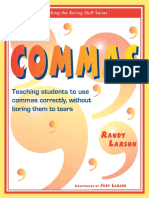 Teaching Student to Use Commas Correctly, without Boring them to Tears.pdf