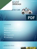 DRIVERLESS CAR.pptx