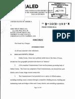 John Wiley Price Indictment 7.25.2014