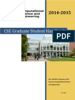 Georgia Tech Grad CSE Handbook 2014[1]_0