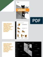 Brochure Vario