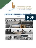 AEVNB Criterios Gerais Avaliacao 2016 17 V3