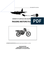 Airdrop of Supplies and Equipment Rigging Motorcycles - 1_february_2000