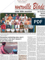 Browerville Blade - 07/08/2010 - page 1