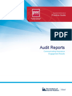 PG Audit Reports