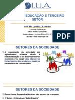 Educação Sociedade e Terceiro Setor