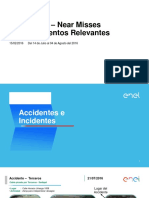 032 Accidentes Near Misses Relevantes 15 Julio Al 04 Agosto 2016_Final