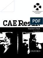 Cae Result Teachers Book Documents.mx